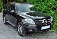 Chiptuning Mercedes GLK 220 CDI BlueEFFICIENCY